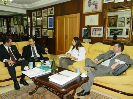 Uniceuma e Judiciário discutem a criação de Centros de Conciliação